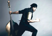 Miles Mosley. Picture: Aaron Woolf Haxton