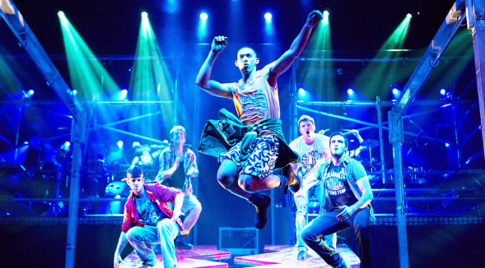 Dein Perry's TAP DOGS, is coming to South Africa - book tickets
