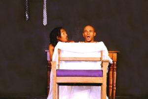 'The Tie' 2018 Zabalaza Theatre Festival