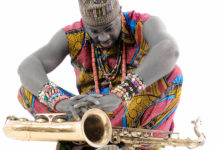 Afrobeat Femi Koya. Picture: Prince Photography