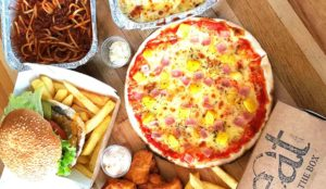 Food delivery take away order in Cape Town Southern Suburbs