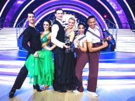 'Dancing with the Stars SA' - finalists