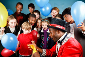Don't miss all the magical hi-jinks at the Children's Magic Festival. Picture: Sam Burrows