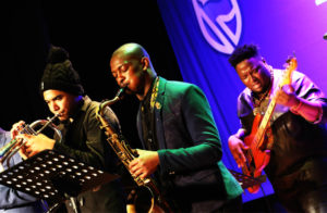 Standard Bank: National Youth Jazz Band 2018