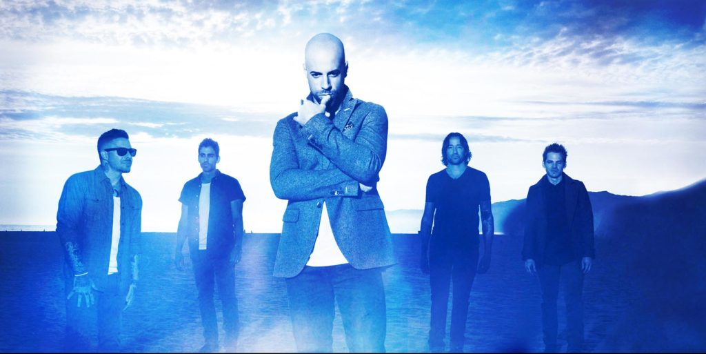 DAUGHTRY South Africa Tour 2018 book tickets