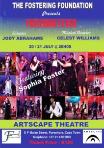 Fostering Fever Artscape book tickets