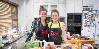My Kitchen Rules South Africa Season 2 Rox and Spoen Episode 3: M-Net 101, Sunday 17 June at 6pm