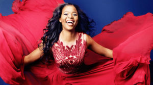 Pretty-Yende and Musa Ngqungwana appear in A Passion for Opera at Artscape