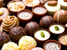 The Chocolate Festival Anura Vineyards Cape Town chocolate praline