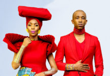 Mafikizolo appear at The Aquafresh Power to you Competition