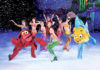 Disney on Ice Dream Big, Ariel and her fin-clad sisters. Picture: Disney