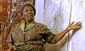 Helen Sebidi: Tears of Africa