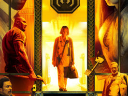 Hotel Artemis: Jodie Foster