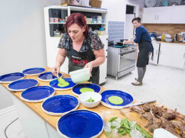 Maritsa and Maradine in My Kitchen Rules SA with Table Two's first Instant Restaurant