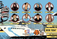 Mojo Rising Blues Cruise book tickets