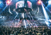 Muse Drones World Tour South Africa 2018