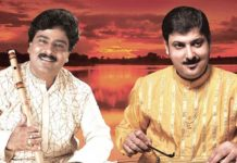 Santosh Sant Sandip Chatterjee Ragas of the Valley – A Duet of Santoor and Flute, Celebrating the Legacy of Shiv-Hari from Call of the Valley to Silsila