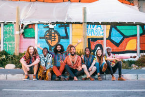 The Steezies at Up The Creek 2019