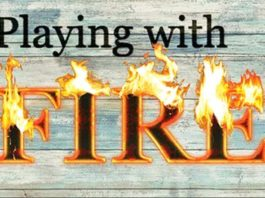 Claremont Dramatic Society Playing with Fire at Masque Theatre