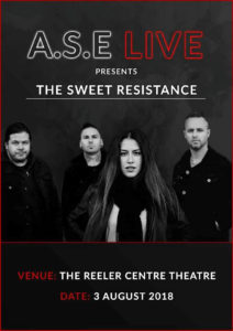 Blues rock with Natasha Meister and Sweet Resistance