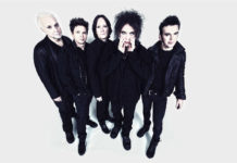 The Cure: Rock on the Lawns
