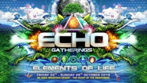 Echo Gatherings Elements of Life Fest