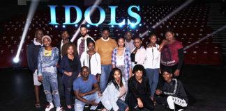 Idols SA Top 16