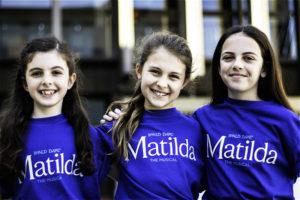 Matilda the Musical South Africa cast