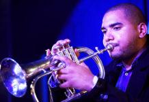 The jazzy Muneeb Hermans Quartet is Kwa Sec Ny Gugulethu