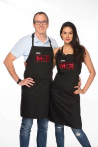 My Kitchen Rules South Africa Dirk Bahia