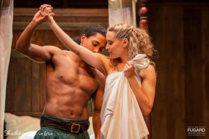Shakespeare in Love review 2018 at The Fugard Theatre