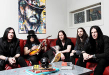 Slash ft. Myles Kennedy and The Conspirators have unveiled Mind Your Manners, off LIVING THE DREAM on SLASH's own label Snakepit Records