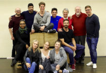 The Curious Incident: South African premiere