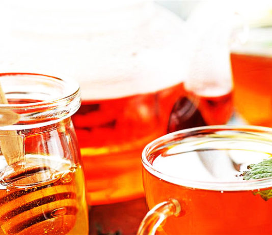 Recipes with Rooibos tea
