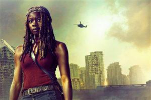 Ninth Season The Walking Dead: Comic Con SA