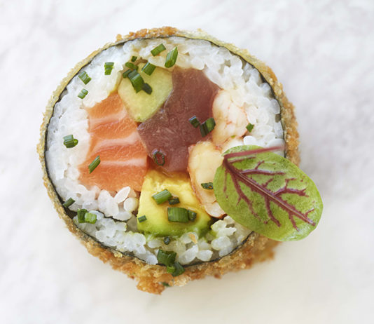 The Twelve Apostles launches SUSHI By 12A. Sushi in Cape Town