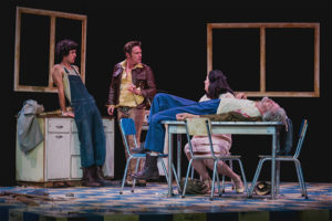 Sam Shepard at the Baxter - Curse of the Starving Class