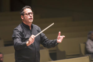 CPO Symphony Concert conducted by Daniel Boico