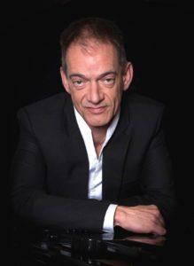 Pianist Francois du Toit