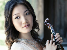Violinist Rachel Lee Priday, Cape Town Concert Series