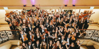 The Rheinland-Pfalz State Youth Orchestra toured South Africa 2018