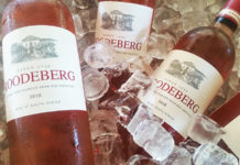 Roodeberg Rosé is a perfect patio wine. Picture: Jane Mayne