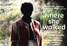 Where She Walked review