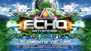Psy trance - Echo Gathering's Elements of Life