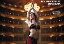 Bolshoi ballet la bayadere
