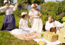 The Muizenberg Amateur Dramatic Society staged The Cherry Orchard at The Masque
