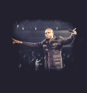 Dave Chappelle in Cape Town