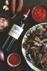 Roodeberg Mussel Pot: Recipe