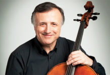 Raphael Wallfisch plays a 1733 Montagnana ex-Romberg collection cello
