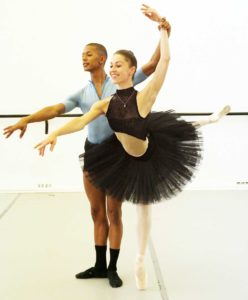 Craig Pedro and Mariette Opperman The Little Mermaid ballet